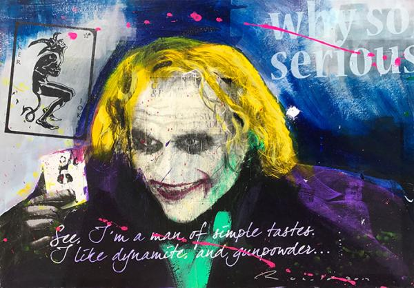 Ronald Chapeau - Why so Serious
