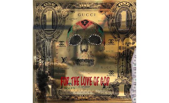 For The love of God Gold - For The love of God Gold