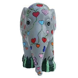 Elephant Parade - Let your hearth flower M